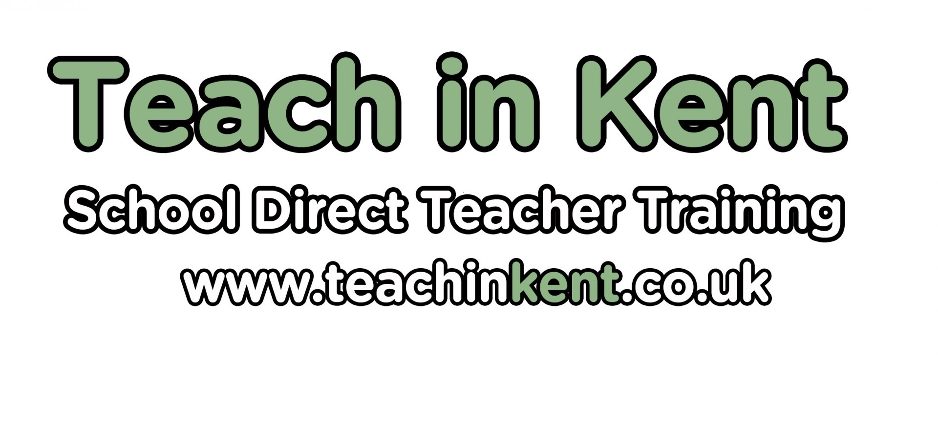 Teach in Kent Logo